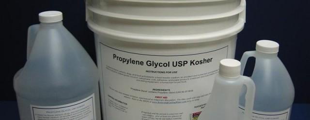 El propilenglicol, conocido también por el nombre sistemático propano-1,2-diol, es un compuesto orgánico (un diol alcohol), usualmente insípido, inodoro, e incoloro líquido aceitoso claro, higroscópico y miscible con agua, acetona, […]