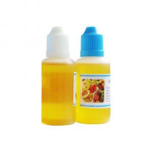Frascos de 30ml de e-liquid marca Dekang
