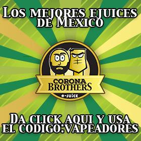 Corona Brothers Ejuice